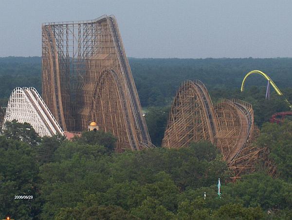 ElToro roller coasters invention